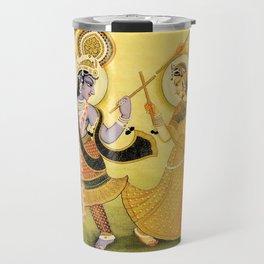 Krishna - Hindu Travel Mug