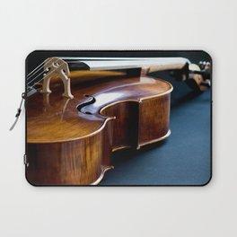 Cello in Repose Laptop Sleeve