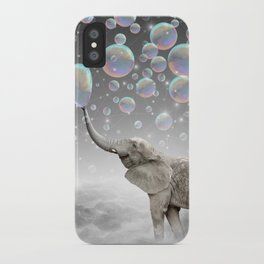 The Simple Things Are the Most Extraordinary (Elephant-Size Dreams) iPhone Case