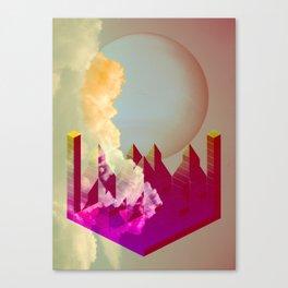 Castello Volante Canvas Print