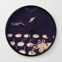 Xenotype II Wall Clock
