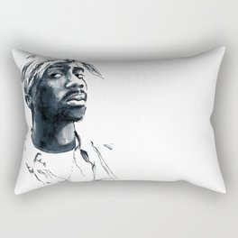 2 pac Rectangular Pillow