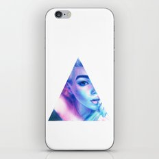 Technicolor Triangle Sh*t iPhone & iPod Skin
