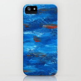 Koi Pond iPhone Case