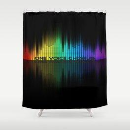 OVC eq Shower Curtain
