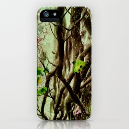 Magicwood iPhone Case