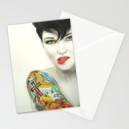 'Ruby II' Stationery Cards