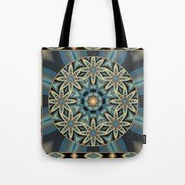 Tropical Flora Tote Bag