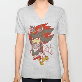 Shadow Unisex V-Neck