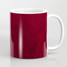 VELVET DESIGN - red, dark, burgundy Mug