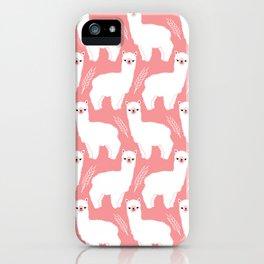 The Alpacas II iPhone Case