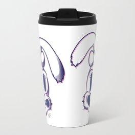 Pendemonium Bunny by Madelyn DiPasquale Travel Mug