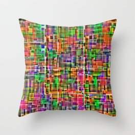 to 2...two too much? Throw Pillow
