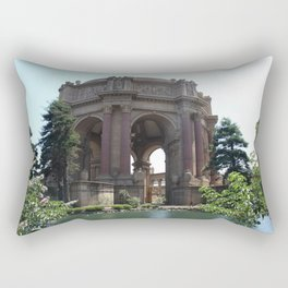 Palace Of Fine Arts - San Francisco Rectangular Pillow