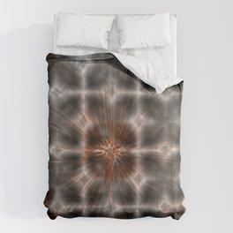 Dandelion Plasma Grid Comforters