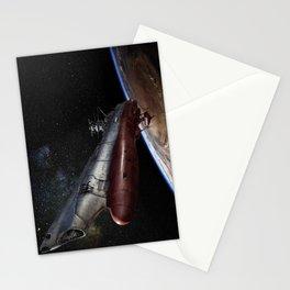 Space Battleship Yamato Stationery Cards