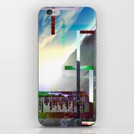 What I See iPhone Skin