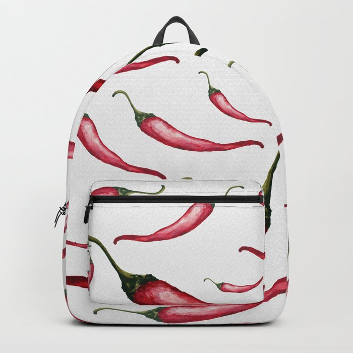 Hot&spicy chili Backpack