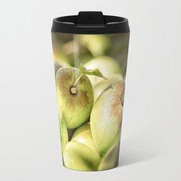 Green Jewels Travel Mug