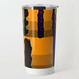 Reaching Travel Mug