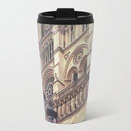 Notre Dame de Paris Travel Mug