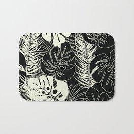 Tropical pattern 033 Bath Mat