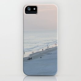 Sea Meets Land iPhone Case
