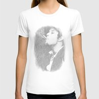 tom waits T-shirts featuring Tom Waits by EclipseLio