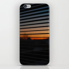 Sunset Patterns iPhone & iPod Skin