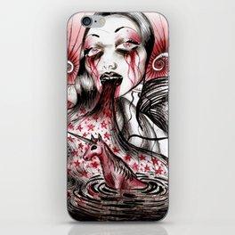 Luce And Unicorn iPhone Skin