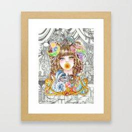 Prisila Framed Art Print