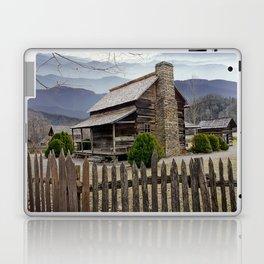 Appalachian Mountain Cabin Laptop & iPad Skin