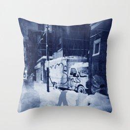 WinterTime Wreka Throw Pillow