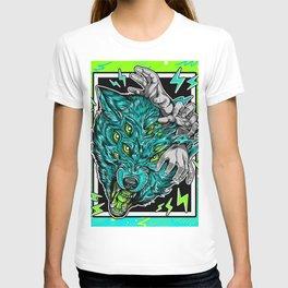 Wolf Snarl T-shirt