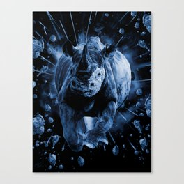 CHARGE!!! Canvas Print