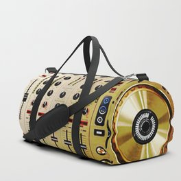DDJ SX N In Limited Edition Gold Colorway Duffle Bag