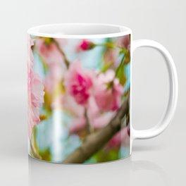 Pink Blooms (1) Coffee Mug