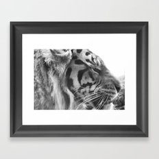 grr... Framed Art Print