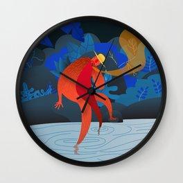 El Mohán Wall Clock