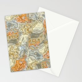 Topography 1 Stationery Cards