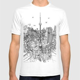 Toronto! (version #2) T-shirt