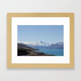 Aoraki V2 Framed Art Print