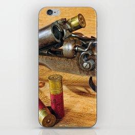 Double Barrel  iPhone Skin