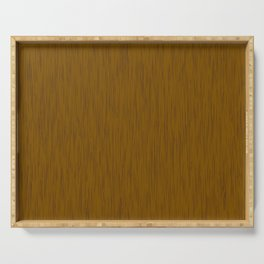 Abstract wood grain texture Serving Tray