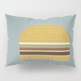 Burger Pillow Sham