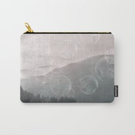 Dreamy Outdoor Mountain Landscape Carry-All Pouch