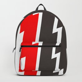 Thick Lightning Bolts Backpack