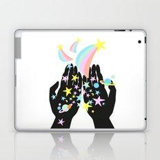 star hands Laptop & iPad Skin