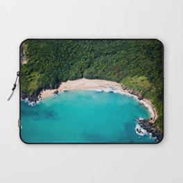 Turquoise Beach Laptop Sleeve