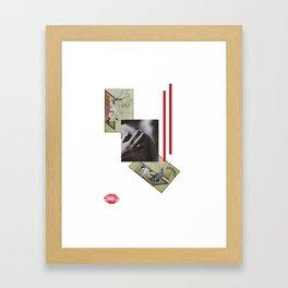 KAMASUTRA Framed Art Print